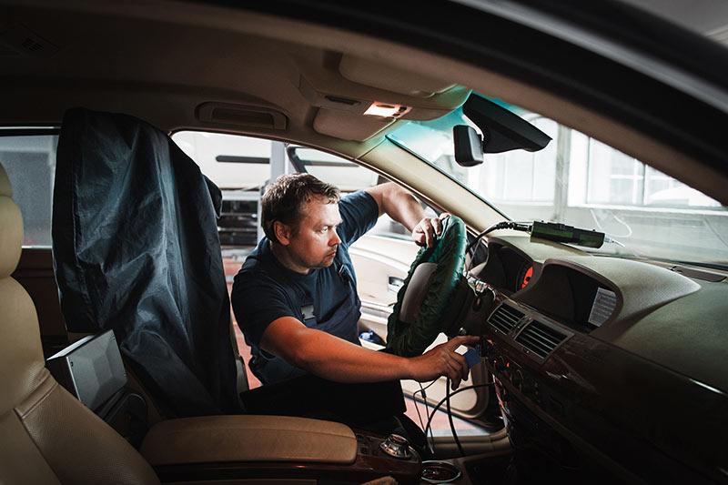 Fahrzeugcheck-Autocheck